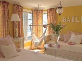 The idea of children's room design