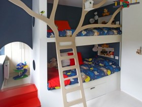 Creative bunk beds for kids