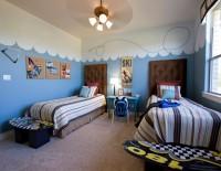 Детская комната в красивом оформлении