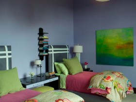 Stylish children's room design
