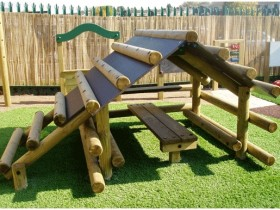 Design of playgrounds for children