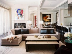 Living room fusion