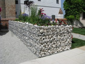 Bu gabions to'shak