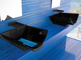 Modern design washbasin for bathroom