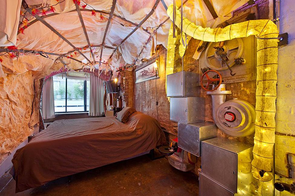 Фото необычный интерьер квартиры