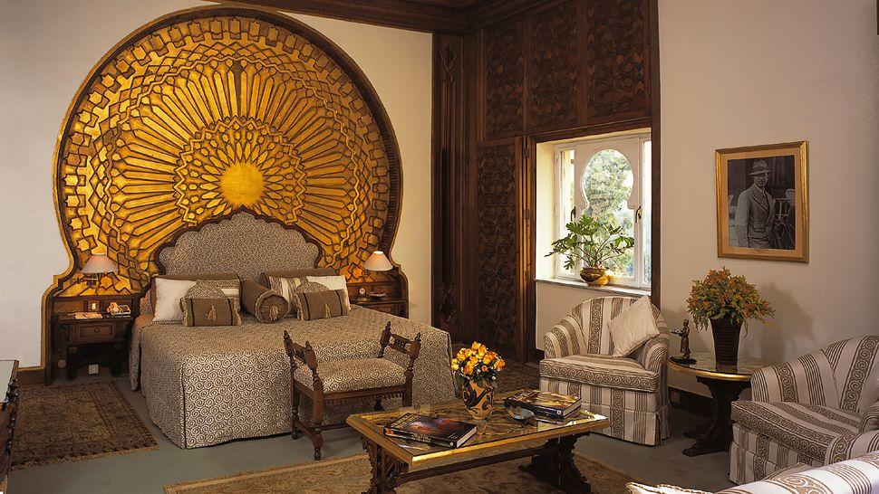 Комната в египетском стиле фото