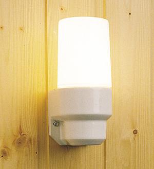 Светильник в бане