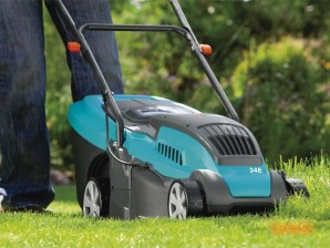 Choose an electric lawnmower: types of aggregates + recommendations on the choice of