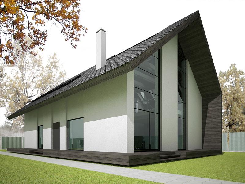 креплении листа дома с высокими окнами проекты форой