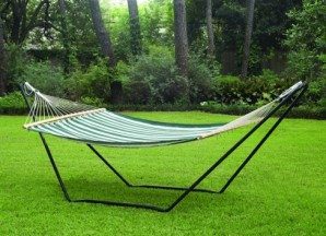 Selection rules and secure the hammock to give your hands