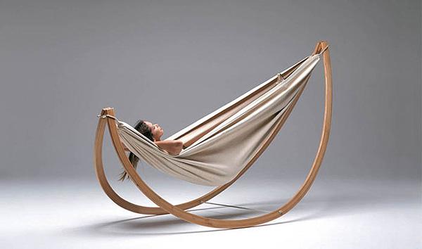 Кресло-качалка гамак