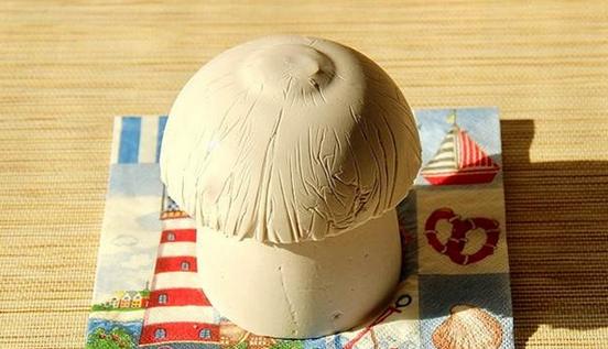 Гипсовый гриб