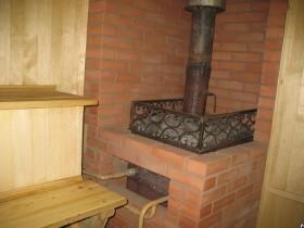Классическая печь-каменка