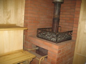 Classic oven-stove