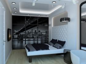 Інтер'єр спальні в сучасному інтер'єрі