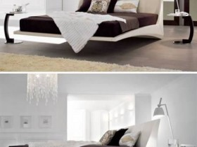 The idea of the bed design