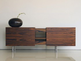 Furniture in a minimalist style