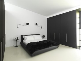 Bedroom interior
