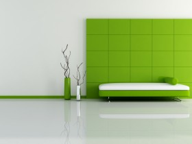 The color combination in the style of minimalism