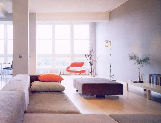 Стиль дизайна интерьера минимализм