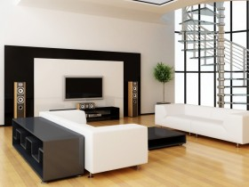 Original living room design