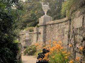 Італійський садовий стиль