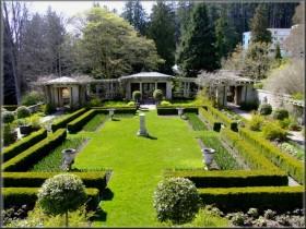 Планування в італійському саду