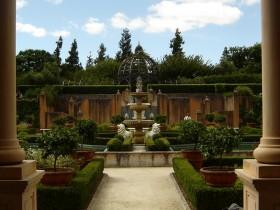 Багатий італійський сад