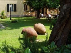 МАФ в італійському саду