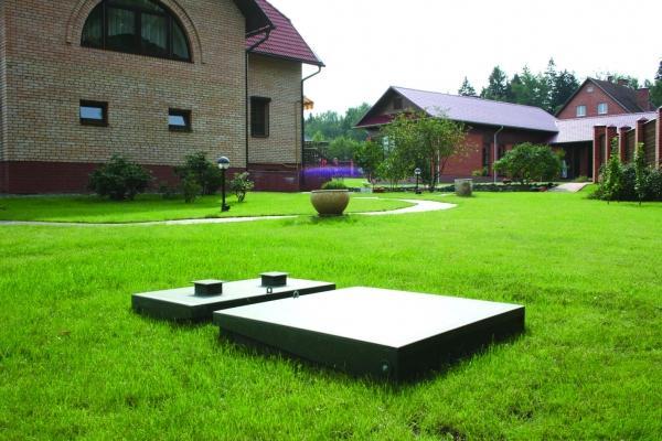 Выбор месторасположения канализации в частном доме