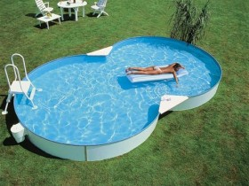 Sheet frame pool