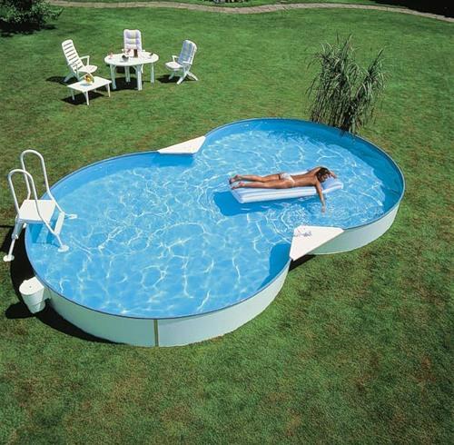 Можно ли сделать бассейн