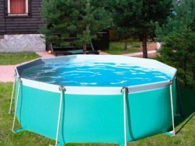 Simple frame pool