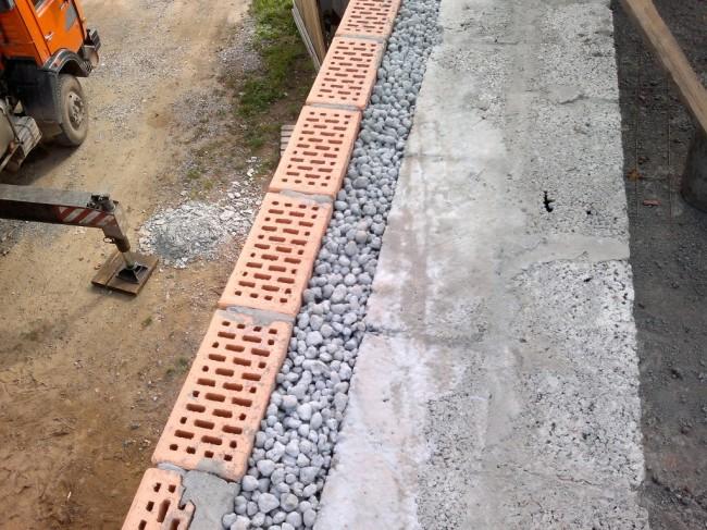 Применения керамзита для утепления стен