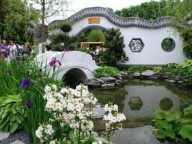 Дызайн кітайскага саду