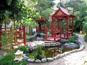 Афармленне кітайскага саду