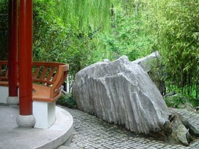 Stones for Chinese garden