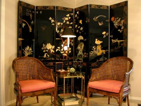 Wall decoration Chinese screen