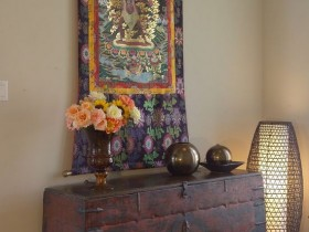 Chest of drawers in Chinese style