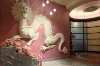 Лепнина китайской тематики