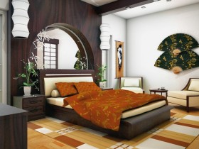 Design Chinese bedroom