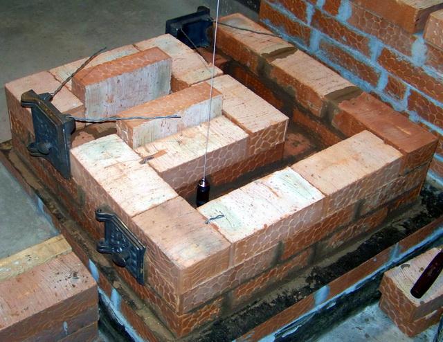 Кирпичная печь своими руками видео-уроки 335