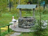 Калодзеж з прыроднага каменя