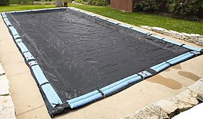 Консервация открытого бассейна на даче своими руками