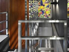 Интерьер коттеджа в стиле конструктвизм