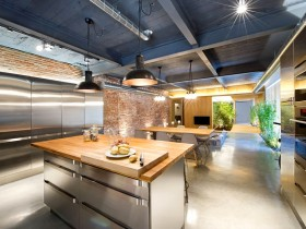Дызайн кухоннага стала