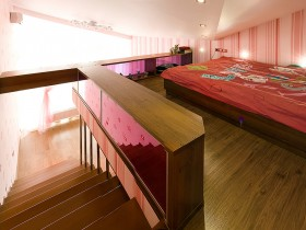 Kids bedroom for teenage girls
