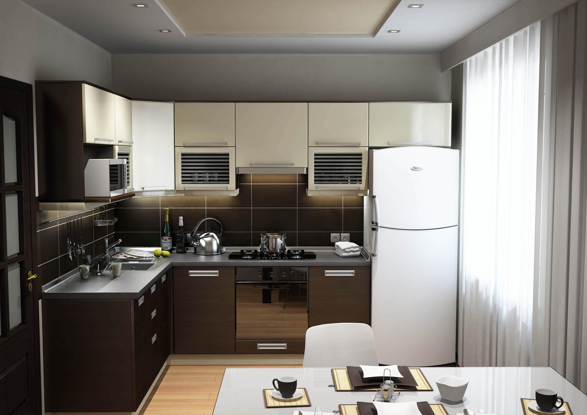 Современные ремонты кухонь