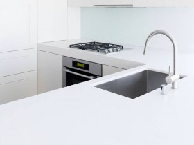 Kitchen furniture minimalist