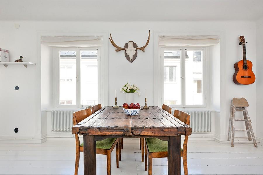Интерьеры в скандинавском стиле своими руками